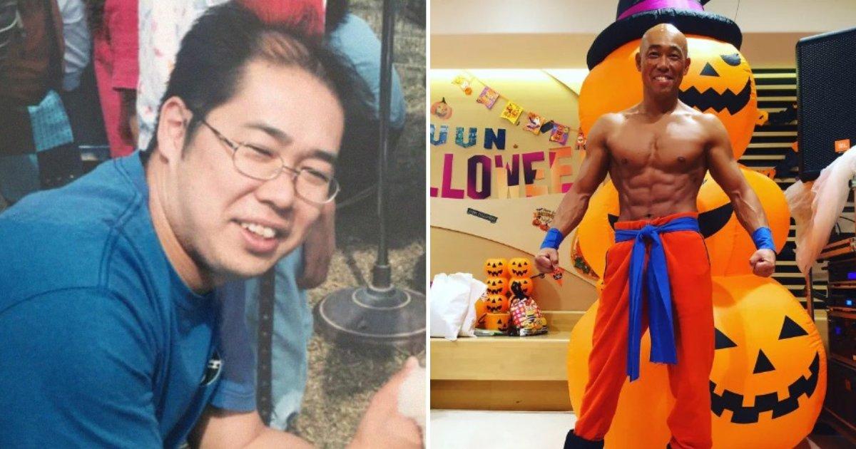 untitled design 10 1.png?resize=1200,630 - Man Underwent Major Transformation And Became A Bodybuilder After His Wife Left Him