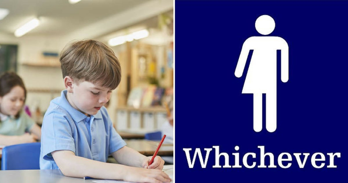 untitled design 17.png?resize=412,275 - Parents Furious After School Banned Teachers From Addressing Children As 'Boys' And 'Girls'