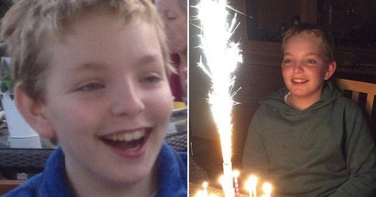untitled design 20 1.png?resize=412,232 - Un garçon de 13 ans décède d'une forme rare de leucémie un jour après le diagnostic
