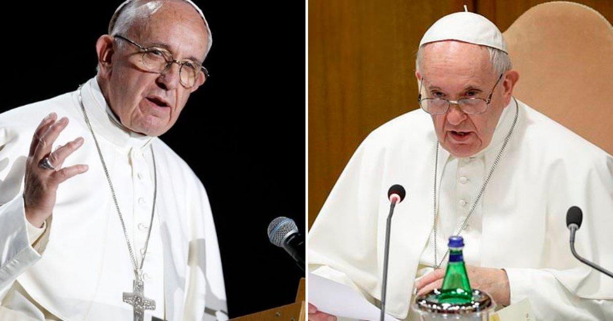 """untitled design 23 1.png?resize=1200,630 - Le pape a condamné l'avortement et comparé la loi à """"un meurtre prémédité"""""""