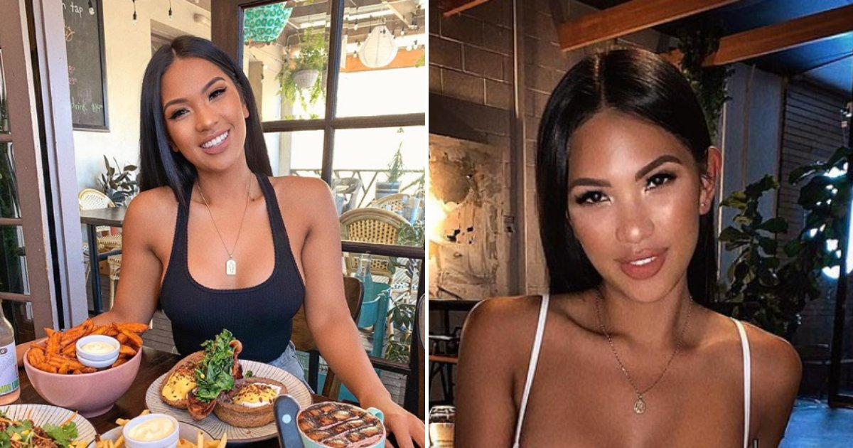 untitled design 34.png?resize=1200,630 - Restaurant Criticized For Promoting Their Menu With Photos Of Food Blogger In A Bra