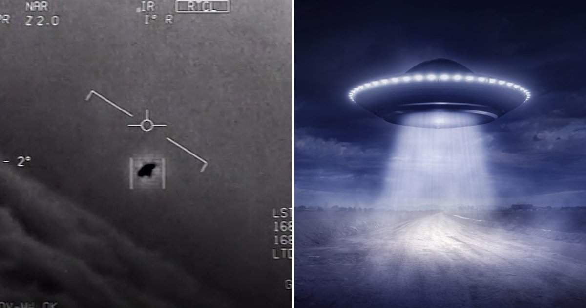 untitled design 38 1.png?resize=1200,630 - US Navy Pilots Claim They Saw UFOs Flying At Hypersonic Speed As New Video Emerges