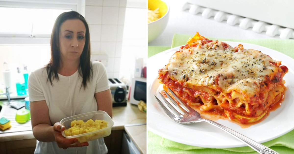 untitled design 46.png?resize=1200,630 - Muslim Mom Furious After Vegetarian Lasagna Sauce Tasted Like Bacon