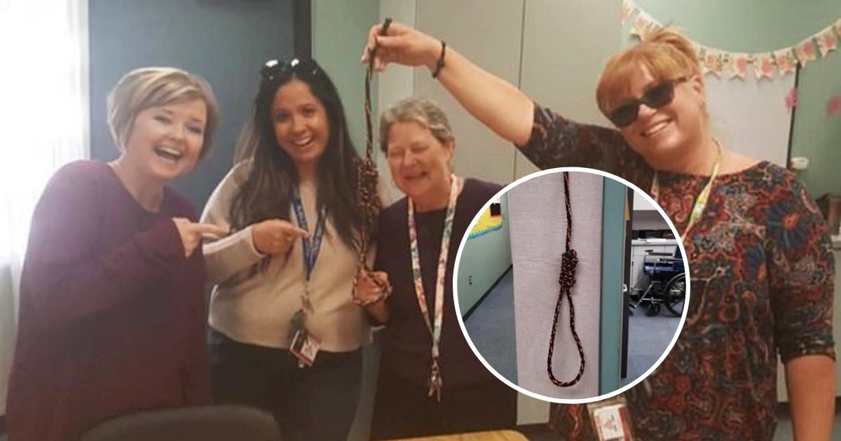 untitled design 53.png?resize=412,232 - Principal And Teachers Suspended After Posing For A Photo With A Noose