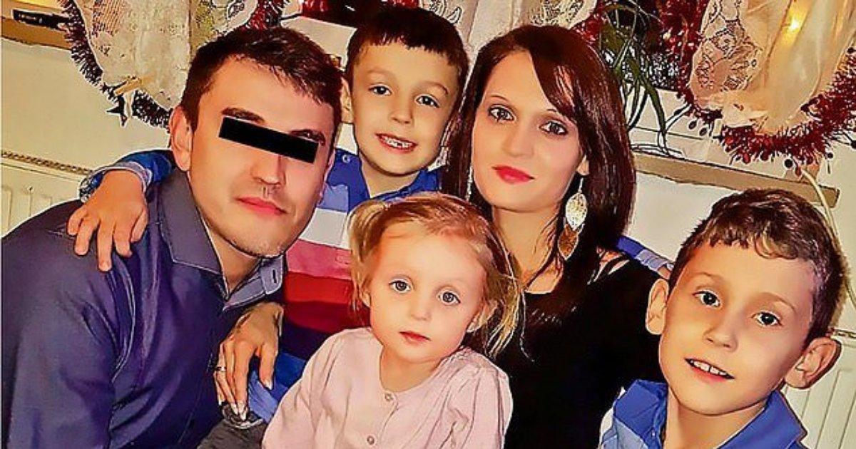untitled design 85.png?resize=412,232 - Un père a été emprisonné après avoir tué sa femme et leurs trois enfants parce qu'elle le quittait
