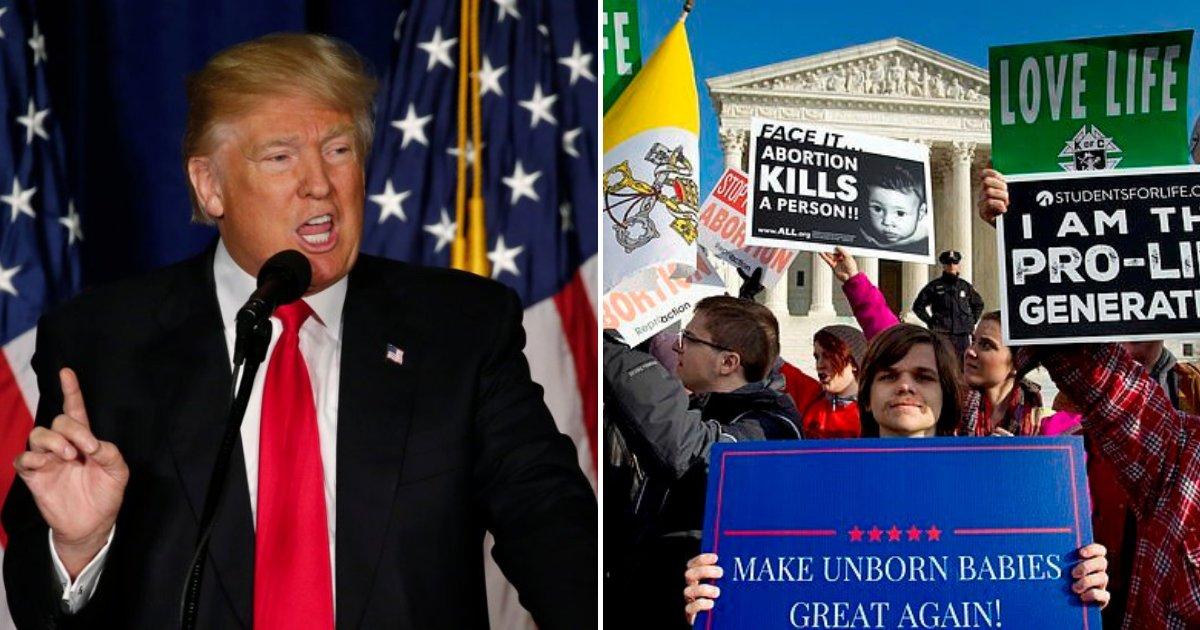 untitled design 91.png?resize=412,232 - Trump dit qu'il est anti-avortement mais admet qu'il devrait y avoir des exceptions...