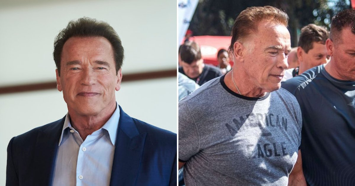 untitled design 95.png?resize=1200,630 - Maniac Drop-Kicked Arnold Schwarzenegger From Behind During An Event
