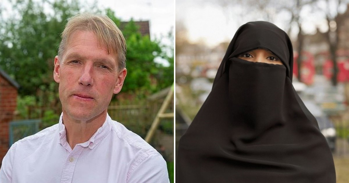 untitled design 96.png?resize=1200,630 - Doctor Accused Of Discrimination After Asking His Muslim Patient To Remove Her Veil