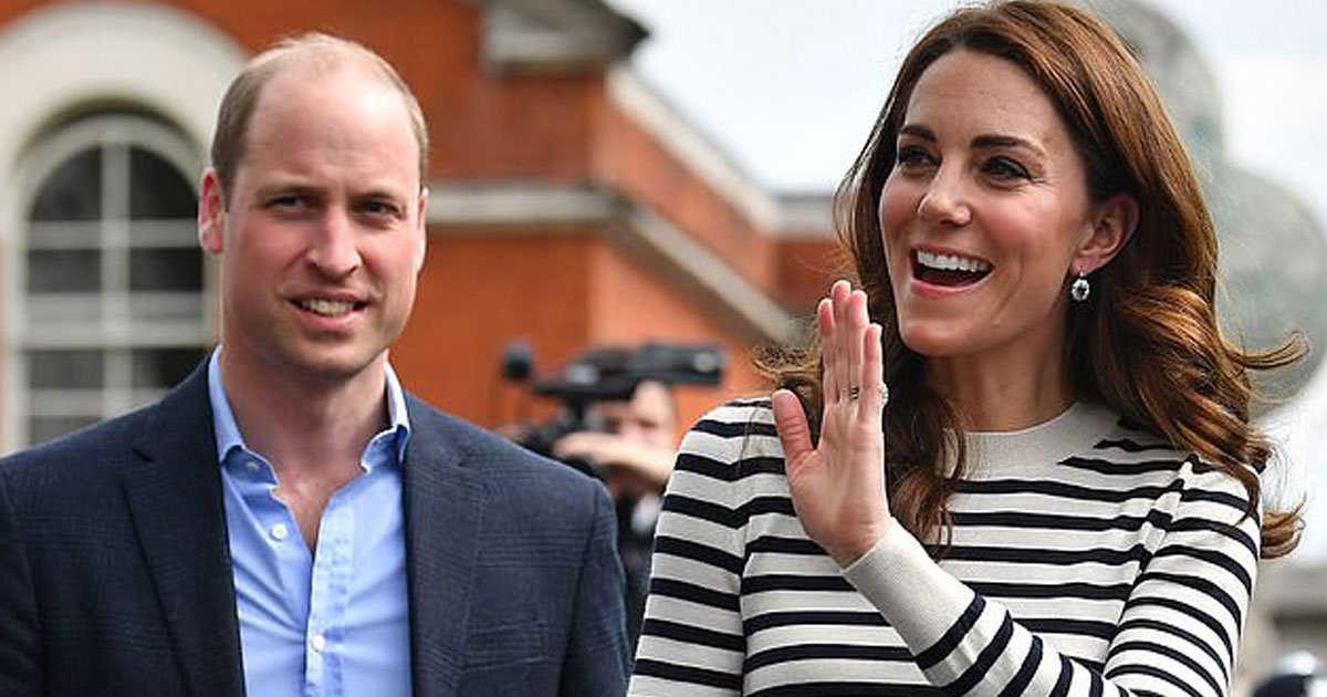 william and kate.jpg?resize=1200,630 - The Duchess Of Cambridge's Hilarious Reaction After Prince William Accidentally Called Her An 'Uncle'