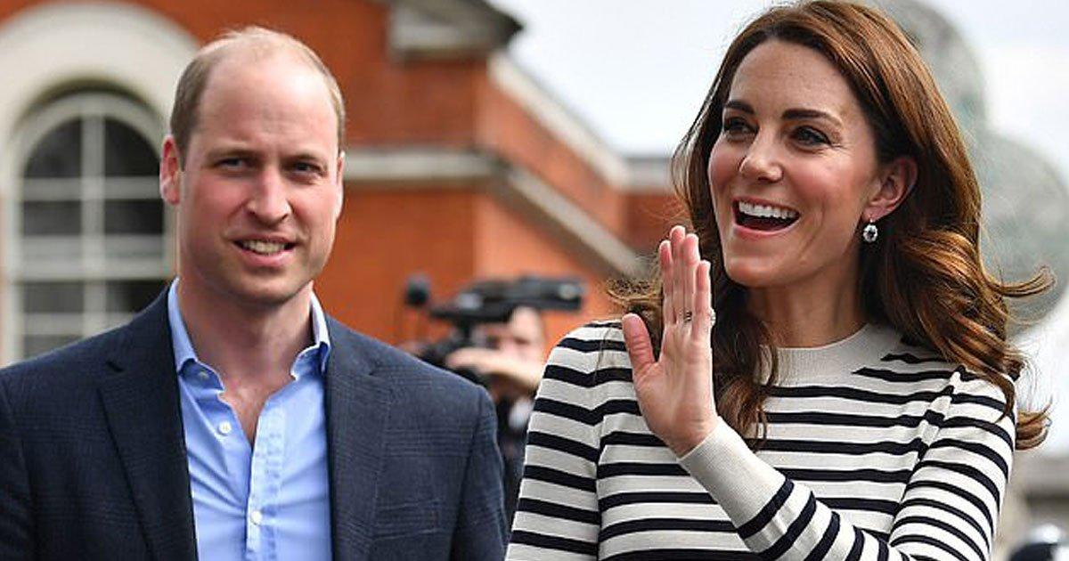 """william and kate.jpg?resize=412,232 - La réaction hilarante de la duchesse de Cambridge après que le prince William l'a accidentellement appelée un """"oncle"""""""