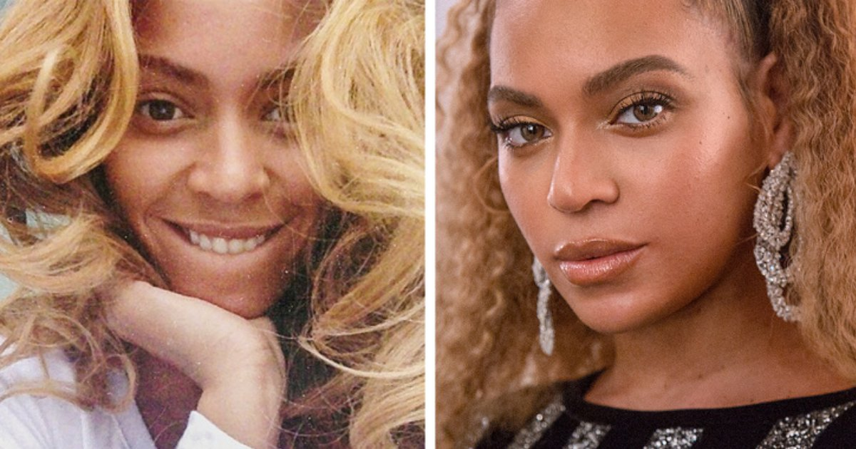 without makeup.png?resize=412,275 - 20+ Photos Showing How Celebrities Look Like Before And After Their Make Up
