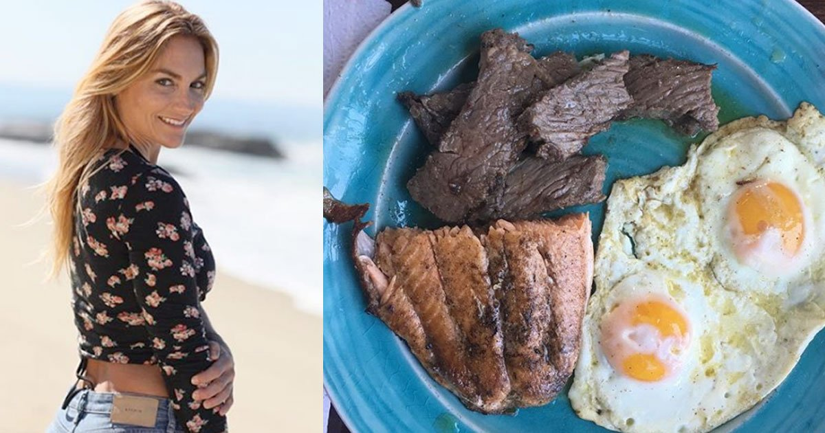 woman ditched vegan diet she followed for 15 years to eat only meat.jpg?resize=1200,630 - Woman Ditched Vegan Diet She Followed For 15 Years And Now Eats Only Meat