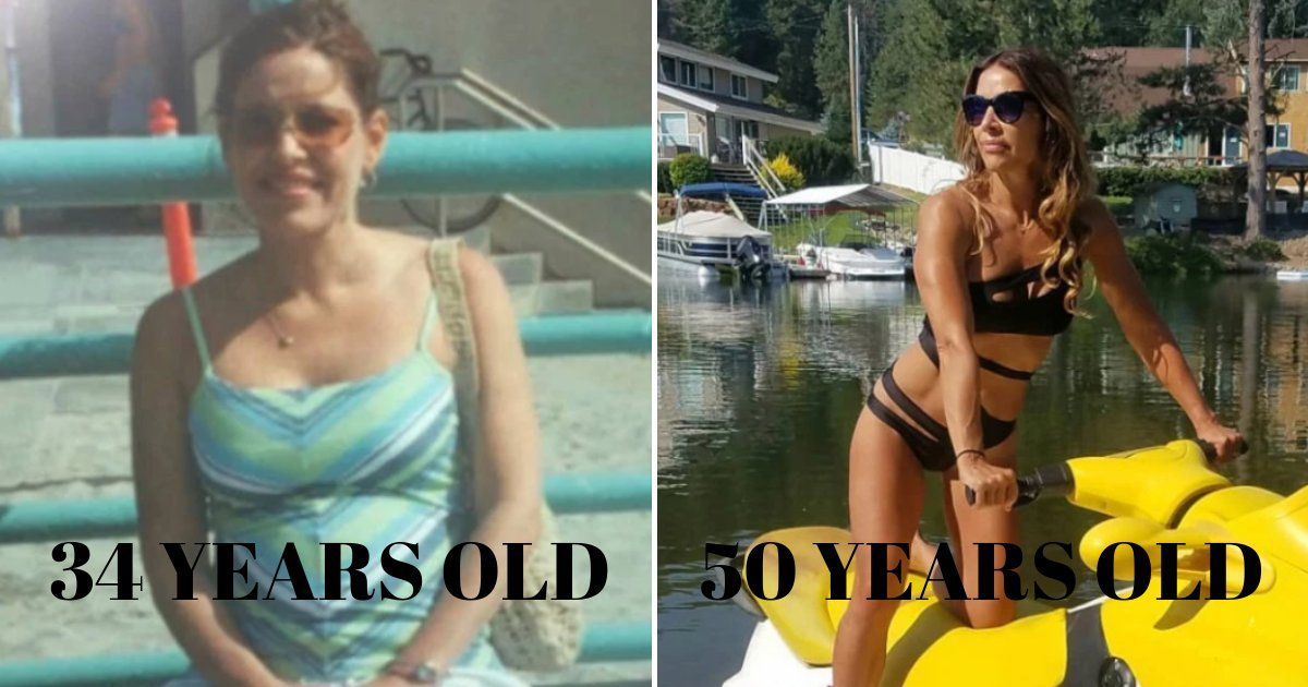 years old.png?resize=412,232 - Une mère de 51 ans a révélé que les jeunes hommes ne pouvaient pas lui résister après sa transformation