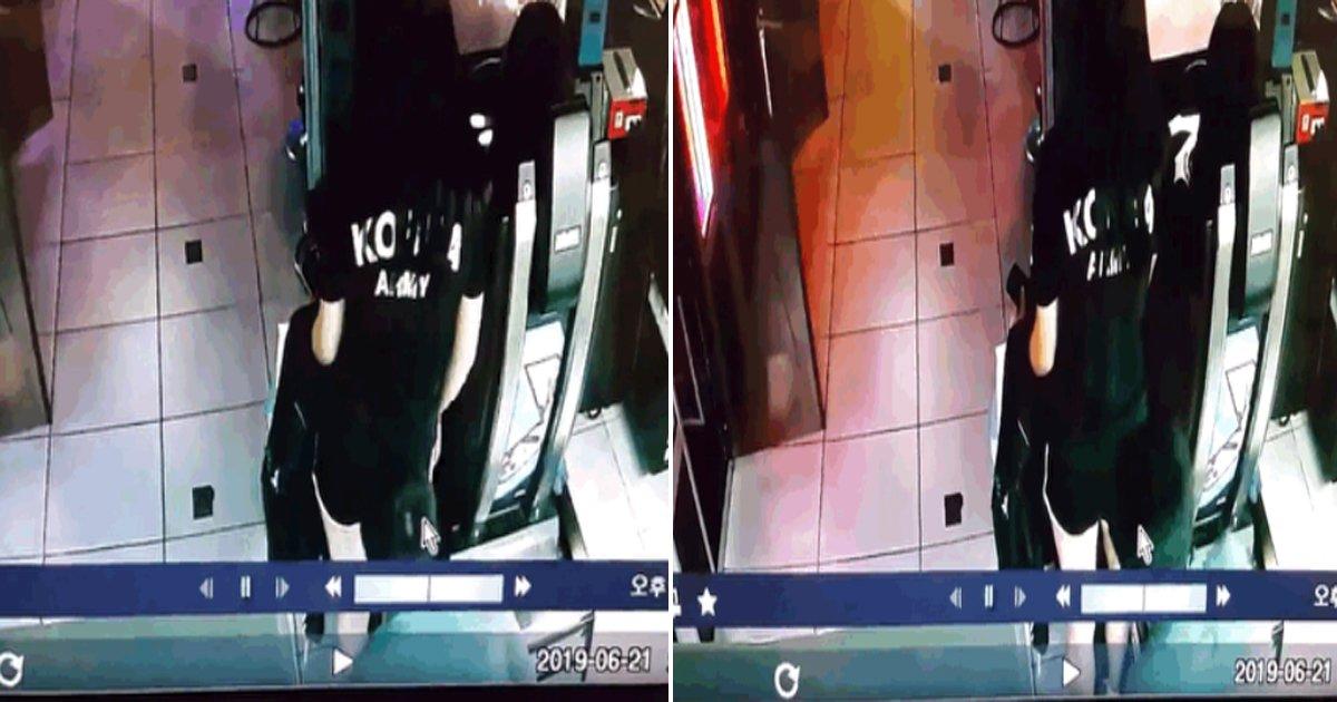 0624 3.jpg?resize=412,232 - 이 남성이 오락실에 있던 여자 엉덩이를 주시했던 진짜 이유 (영상)
