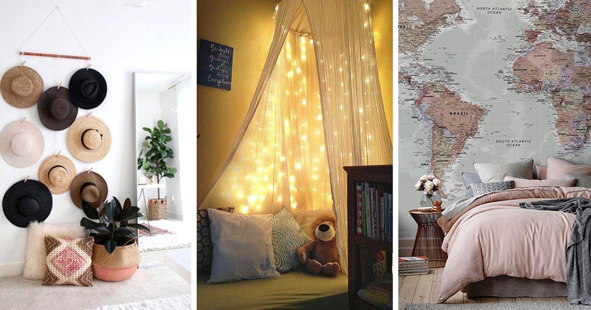 1 153.jpg?resize=1200,630 - 10 Lindas decoraciones para darle un toque vintage a tu habitación