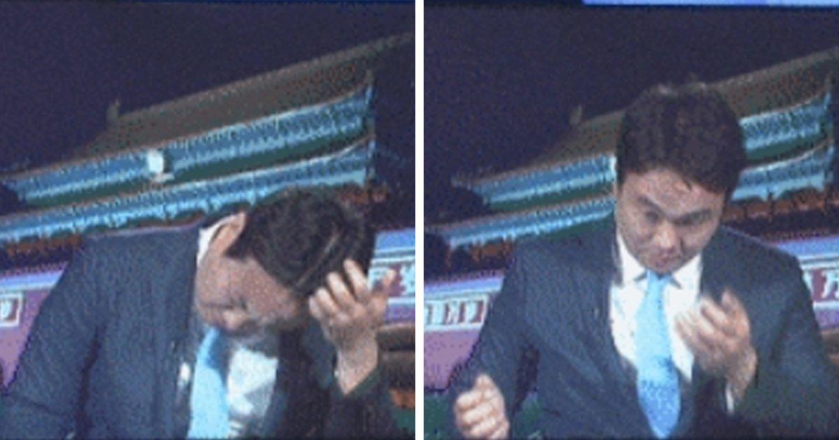 10 33.jpg?resize=412,232 - 어제자(17일) 모두를 폭소케한 KBS '9시 뉴스' 방송사고.gif