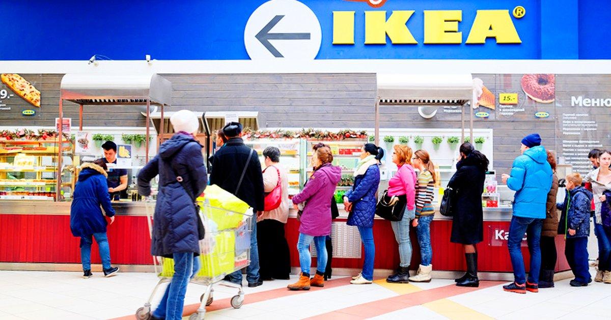 10 59.jpg?resize=412,275 - 10 Trucos de las tiendas IKEA que te hacen sentir un deseo irresistible de comprar sus productos
