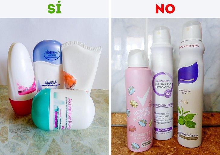 11 Hábitos higiénicos aparentemente inofensivos que pueden perjudicar tu salud