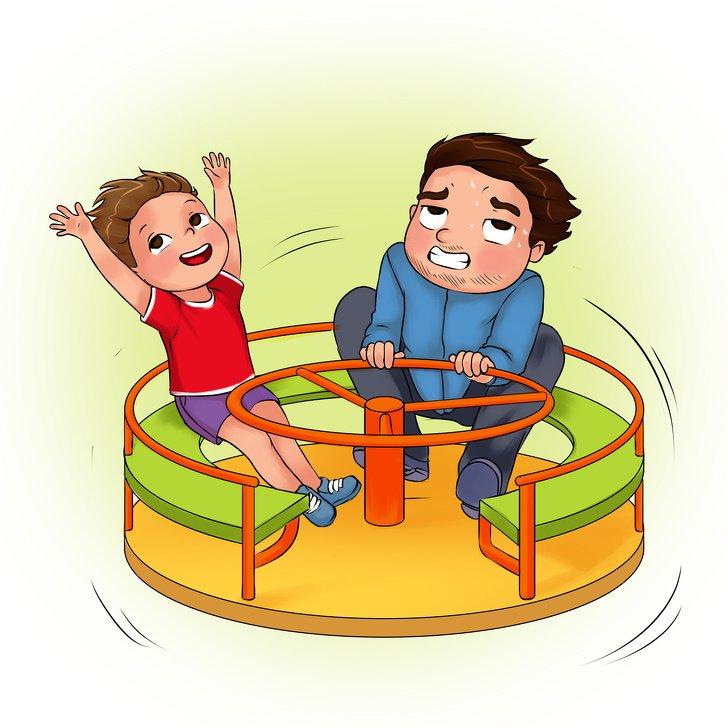 12 Cómics sobre cómo es ser padres y qué tendrás que atravesar