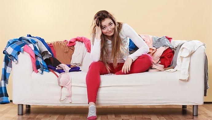 Resultado de imagen de elegir ropa