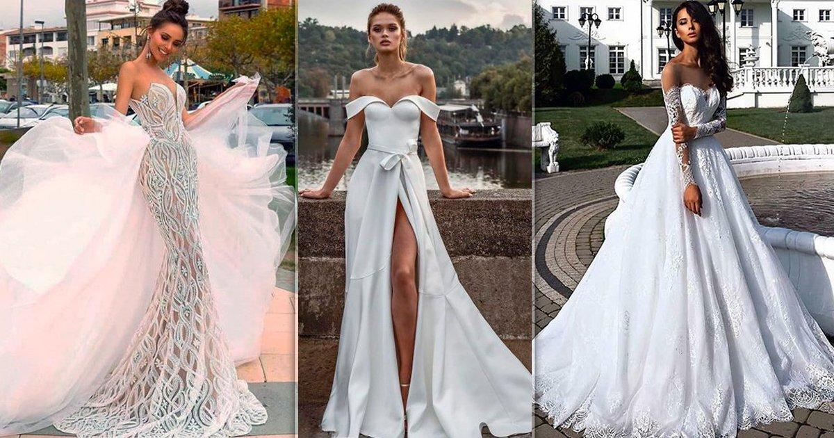 15 12.jpg?resize=366,290 - 15 Vestidos de novia que te ayudarán a elegir tu modelo soñado