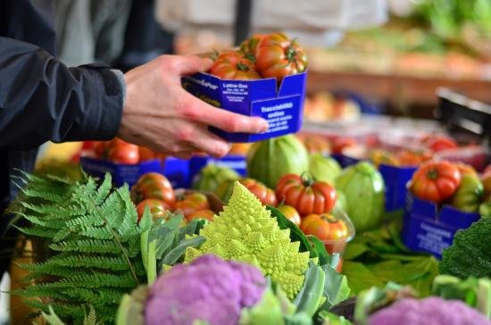 Resultado de imagen de roma frutas verduras