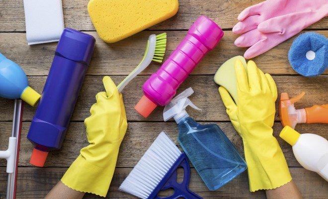 Resultado de imagen de trucos de limpieza