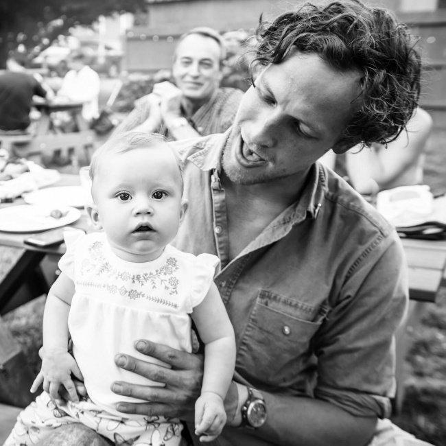 18Exemplos incríveis deque não basta ser pai, tem departicipar