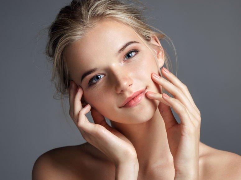 Resultado de imagen de Uñas ypelo fuertes, así como piel elástica