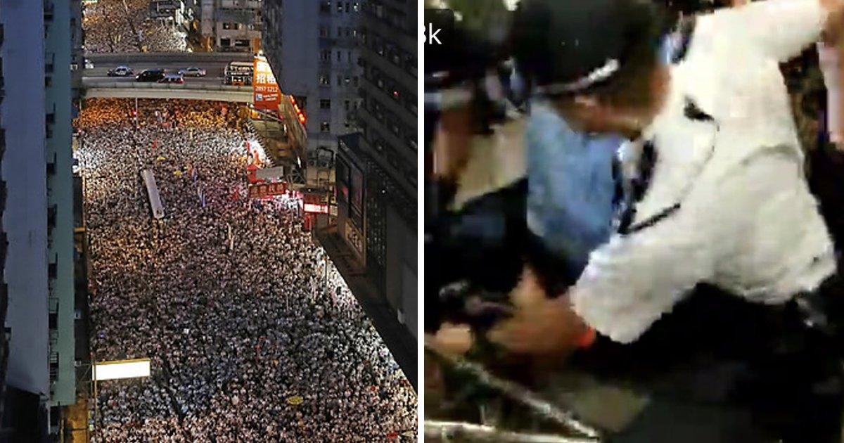 2 140.jpg?resize=1200,630 - 나라가 발칵 뒤집힐 예정이라는 '홍콩'의 충격적인 근황.jpg