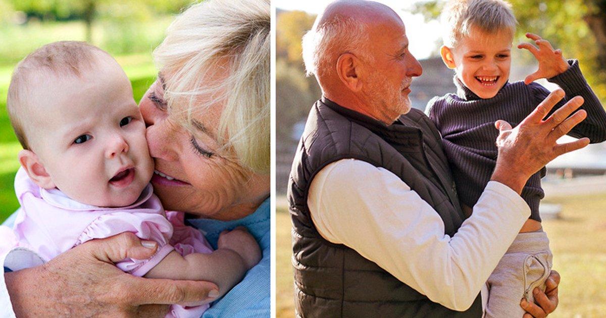 2 44.jpg?resize=1200,630 - ¿Sabías que los abuelos que cuidan a sus nietos tienen una vida más larga?
