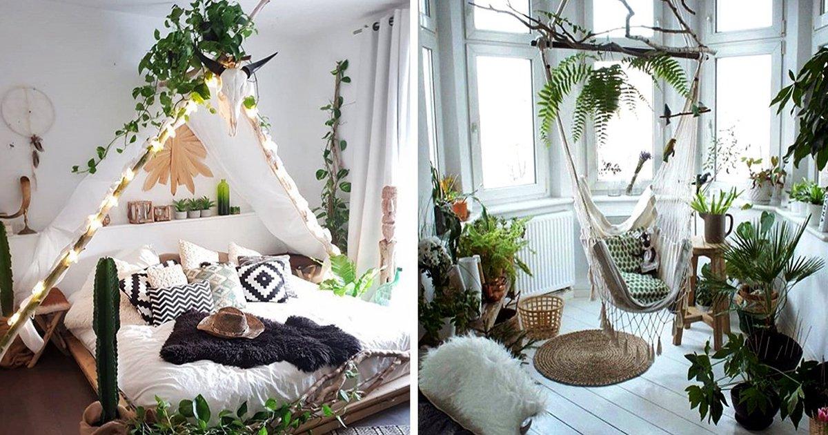 3 123.jpg?resize=1200,630 - 15 Ideas de decoración con plantas para hacer de cada rincón de tu casa un edén