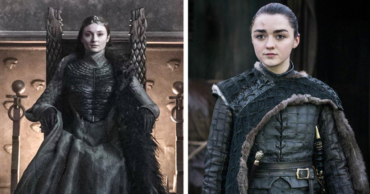 """3 2.jpg?resize=1200,630 - 11 Detalles que esconde el vestido de Sansa Stark, de """"Juego de tronos"""""""