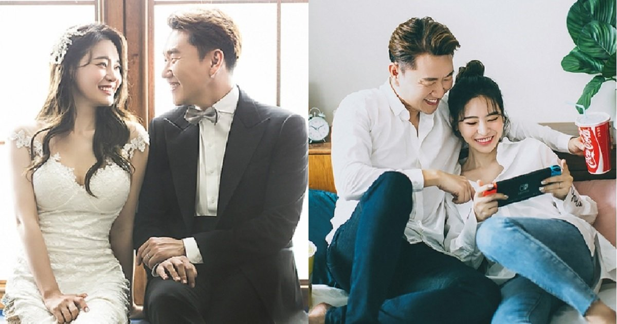 3 233.jpg?resize=412,232 - '8월 결혼' 서유리♥최병길PD '웨딩사진' 최초 공개