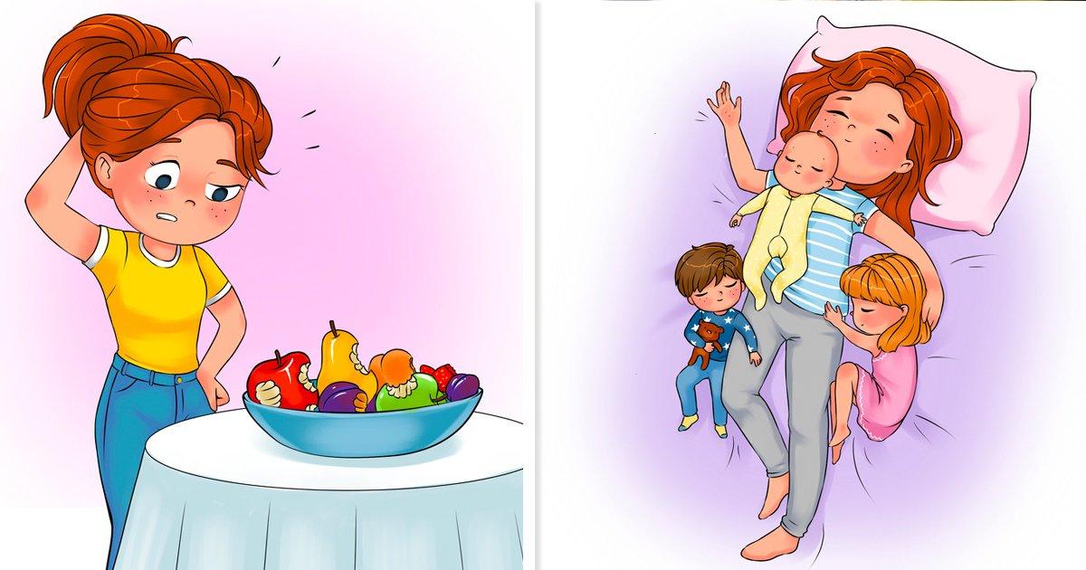 3 39.jpg?resize=1200,630 - 12 Cómics sobre cómo es ser padres y qué tendrás que atravesar