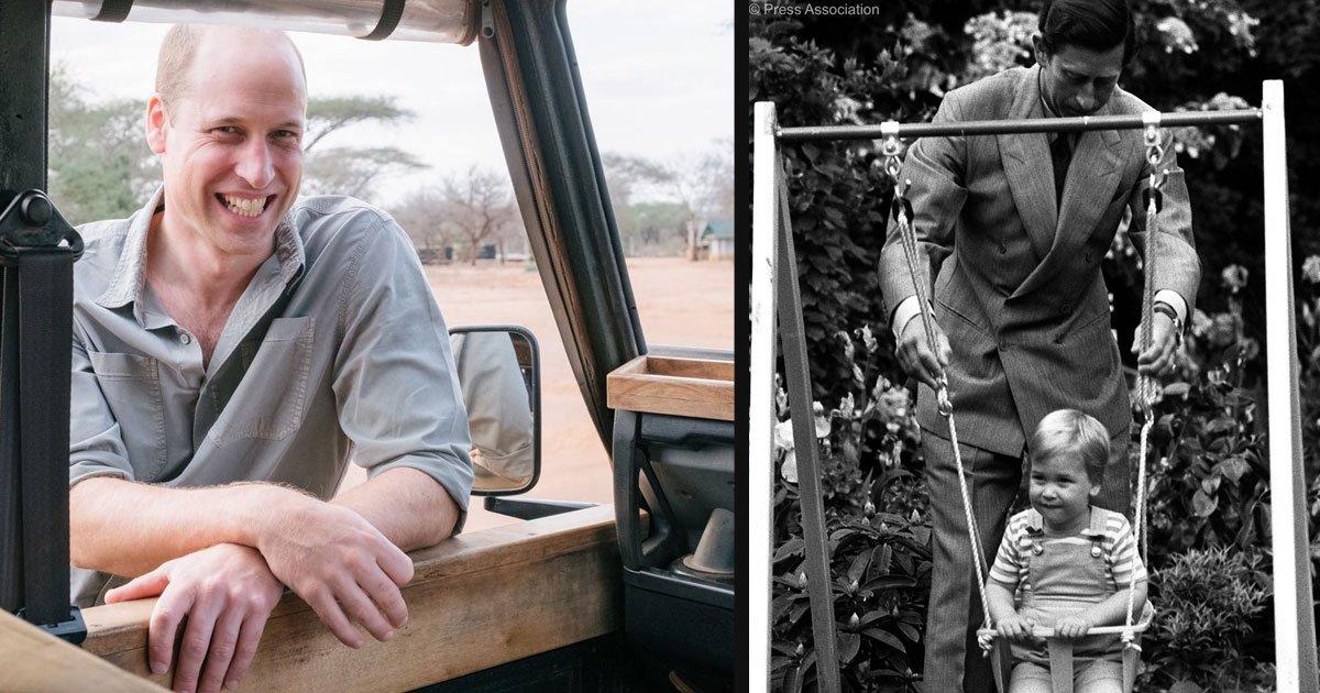 44 16.jpg?resize=1200,630 - Kensington Palace a souhaité au prince William un joyeux 37ème anniversaire en partageant une photo de lui au Kenya