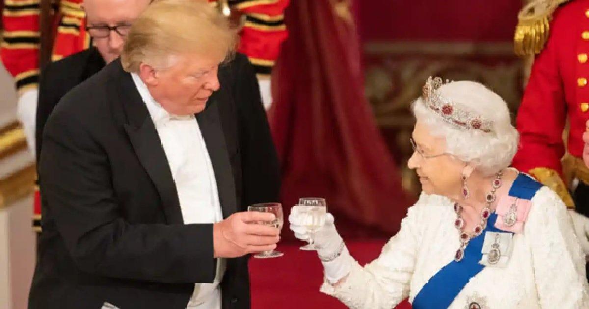 5 15.jpg?resize=1200,630 - 미국 대통령 '트럼프' 가족...드디어 '영국 왕실'과 만났다