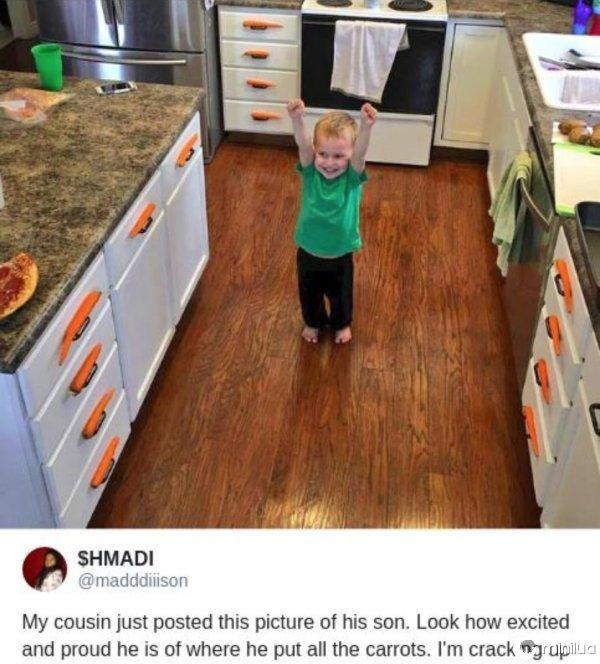 13 imagens engraçadas de crianças que vão fazer você pensar antes de ter filhos!