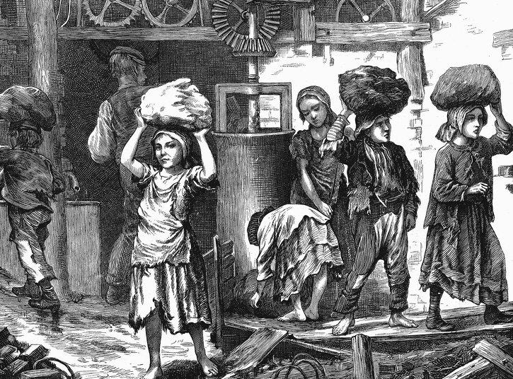 7 Absurdos métodos de crianza que seguían nuestros antepasados