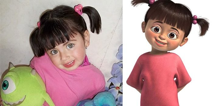 50 Doppelgangers Who Look So Much Like Cartoon Characters It S