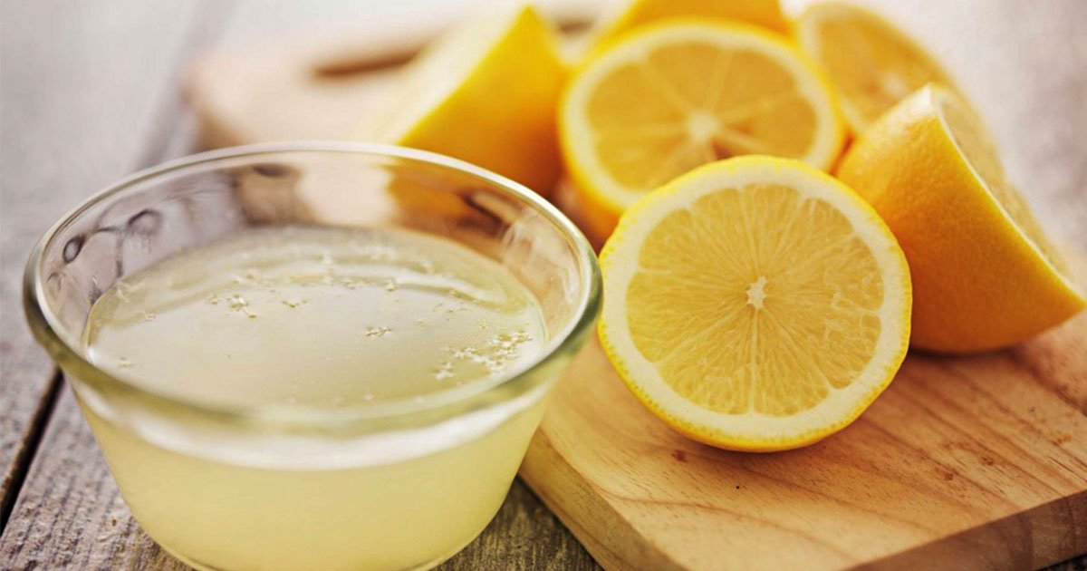 8 benefits of lemon juice you must know.jpg?resize=412,232 - 8 Benefits Of Lemon You Must Know