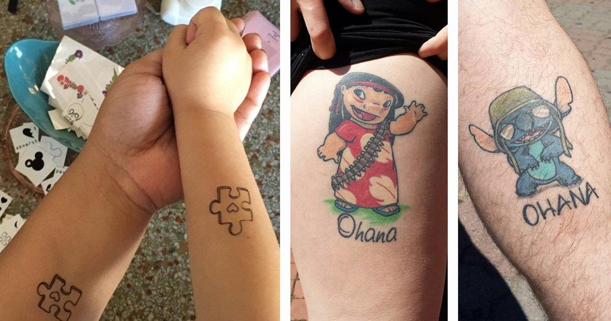 9 13.jpg?resize=1200,630 - 11 Tatuajes que simbolizan la unión y el amor familiar