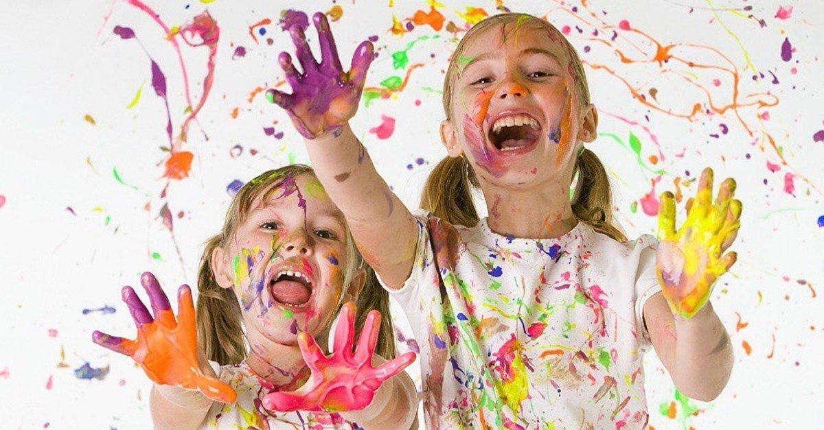 Resultado de imagen de niños rallando paredes