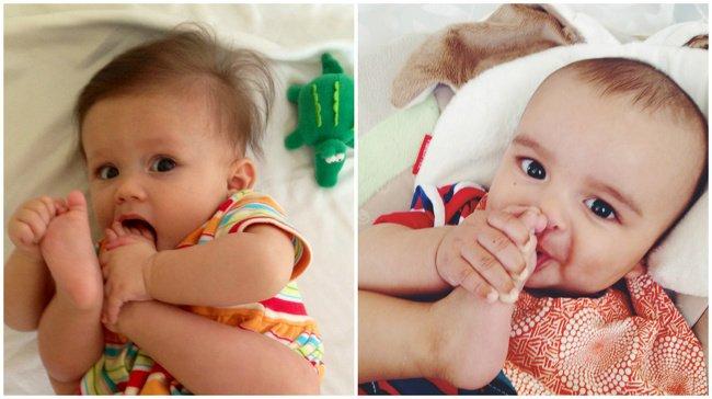 25imagens que refletem osmelhores momentos com oseu bebê