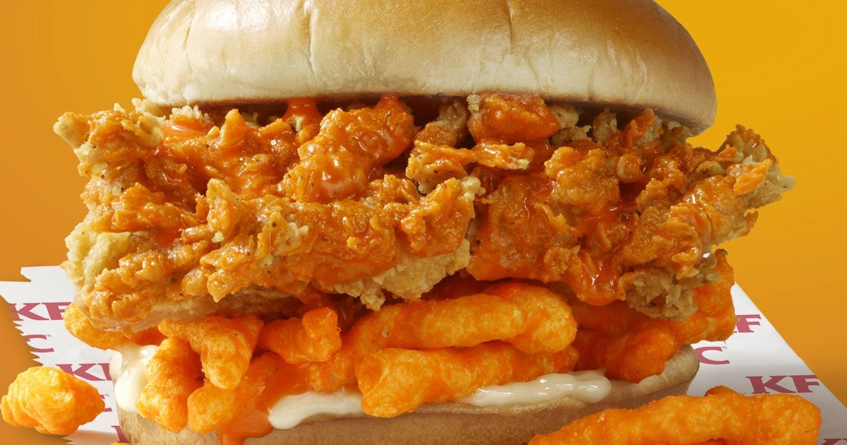 a 13.jpg?resize=412,232 - KFC Announced To Release 'Cheetos Sandwich' Across The US