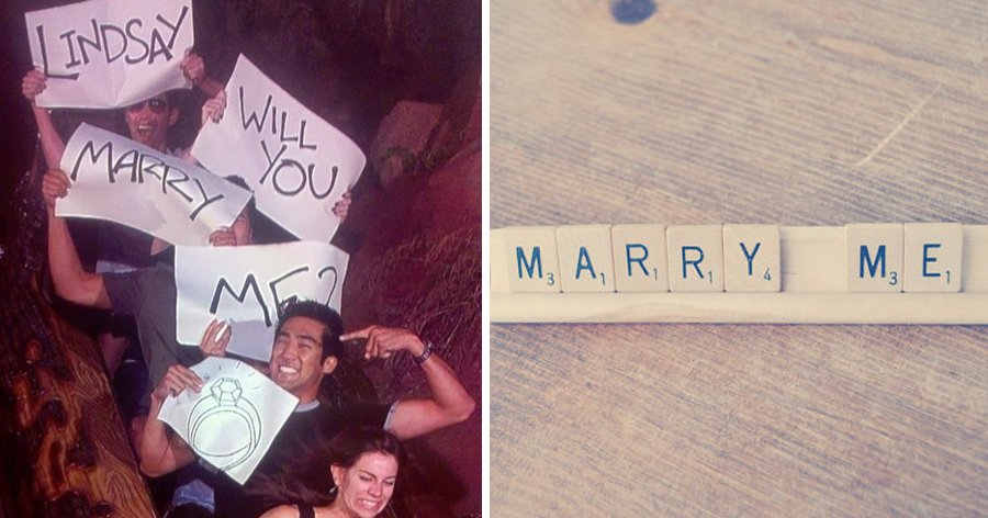 a5.jpg?resize=1200,630 - 20 maneiras criativas (e surpreendentes) para fazer um pedido de casamento!