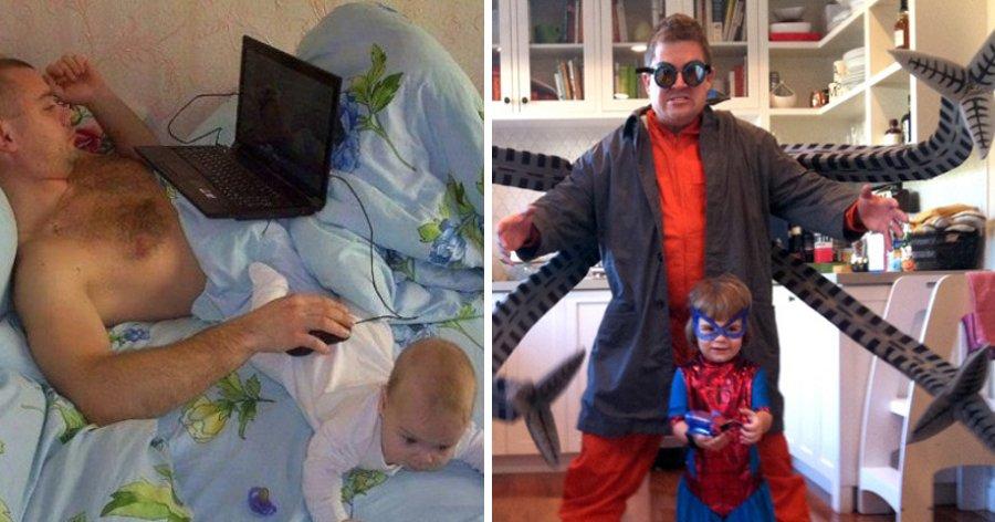 a8 11.jpg?resize=412,232 - 14 Fotos que mostram de forma divertida o que é ser pai