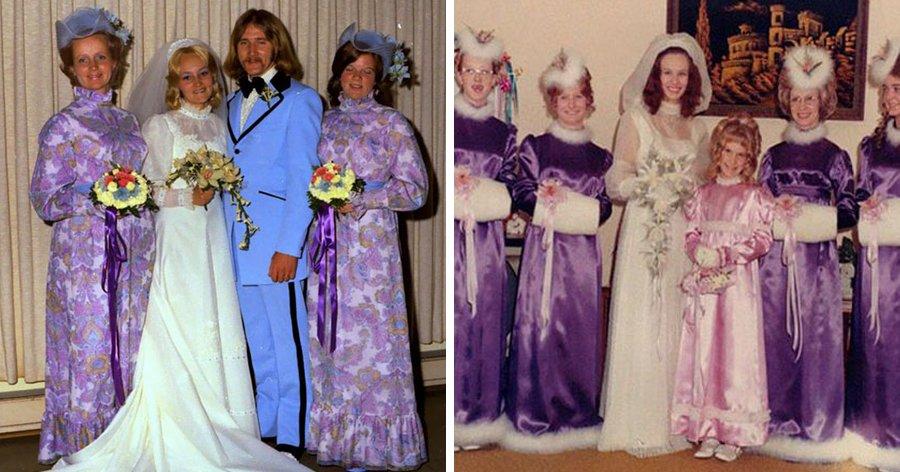 a8 2.jpg?resize=412,232 - 20 Vestidos de casamentos do passado que deveriam ficar lá pra sempre