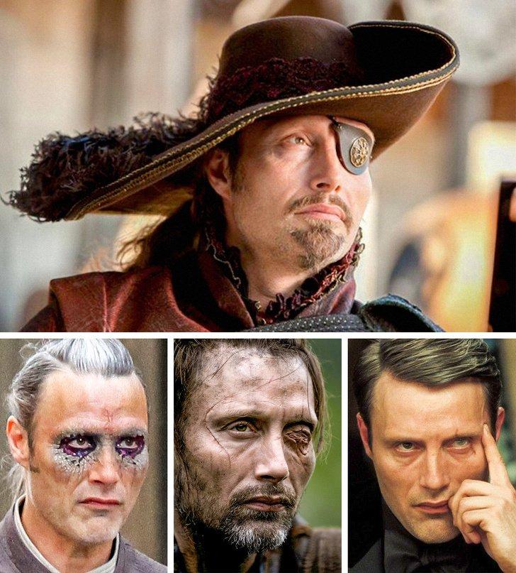 11Actores cuyos personajes hacen lomismo encasi todas las películas