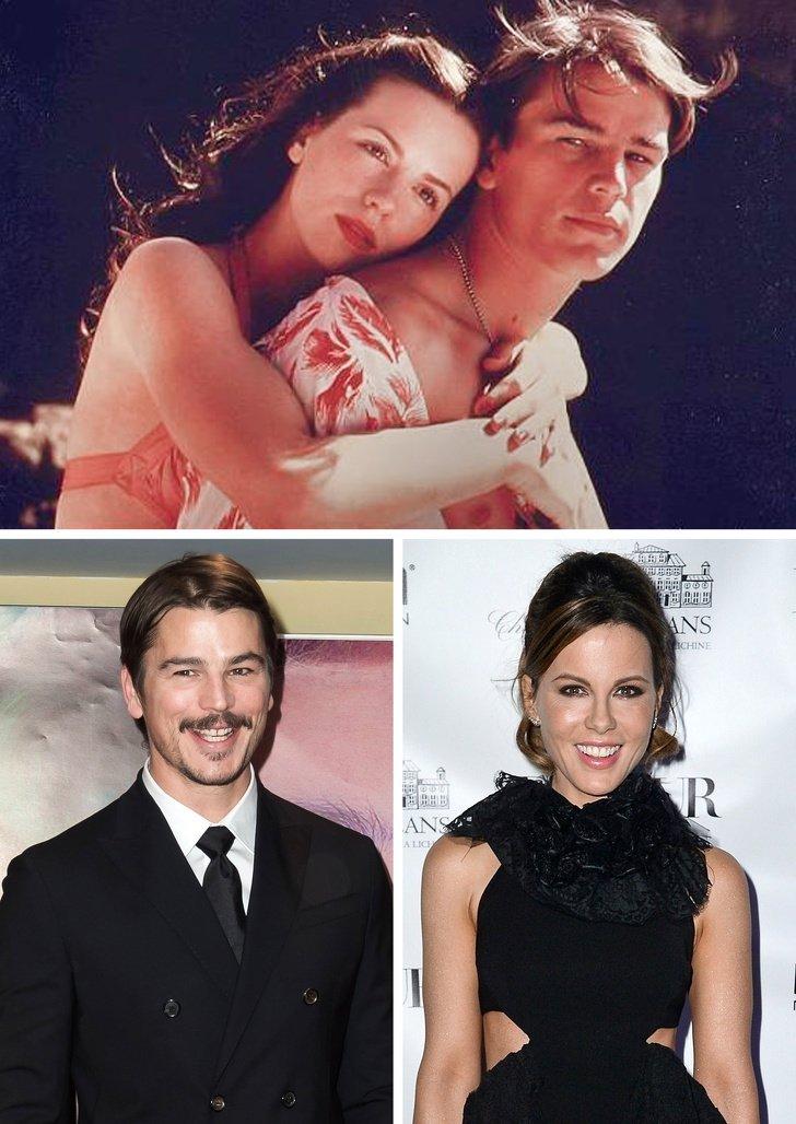 Cómo se ven actualmente algunos actores que interpretaron una convincente historia de amor en el cine